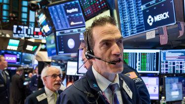 Wall Street jumped higher after the speech.