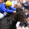 Blue order: Godolphin go 1-2-3 in Slipper as Cummings strikes gold