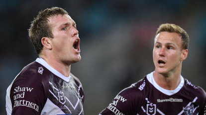 We had it covered: DCE says Souths weren't going to score
