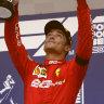 Leclerc dedicates emotional Belgian Grand Prix win to Hubert