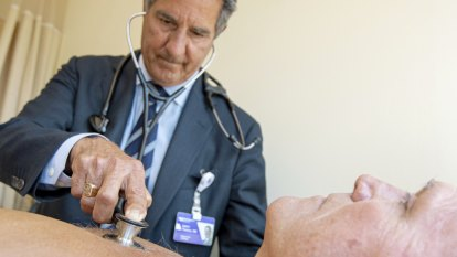 Is the stethoscope dying? High-tech rivals pose a threat