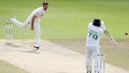 'I haven't won my last Test match yet': Anderson sets sights on Ashes