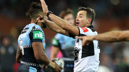 NRL confirms zero tolerance will apply to Origin, and Fittler says sin bins inevitable