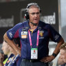'Flat-track bully'? Lions hoping to snap hoodoo as Cats swing the changes