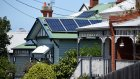 Up to 70 per cent of homes have solar in some suburbs of Queensland.