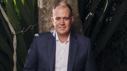 Good Weekend Talks: David Anderson, Aunty's unassuming boss
