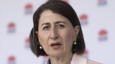 NSW Premier Gladys Berejiklian has urged the community to stay alert with three new local cases recorded in NSW.