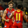 Tigers burnt as the Suns prove too hot