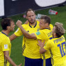 Swedes trust in the collective ahead of Swiss showdown