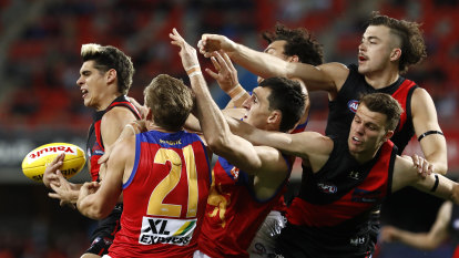 As it happened - Lions smash Bombers, Blues fall to Hawks