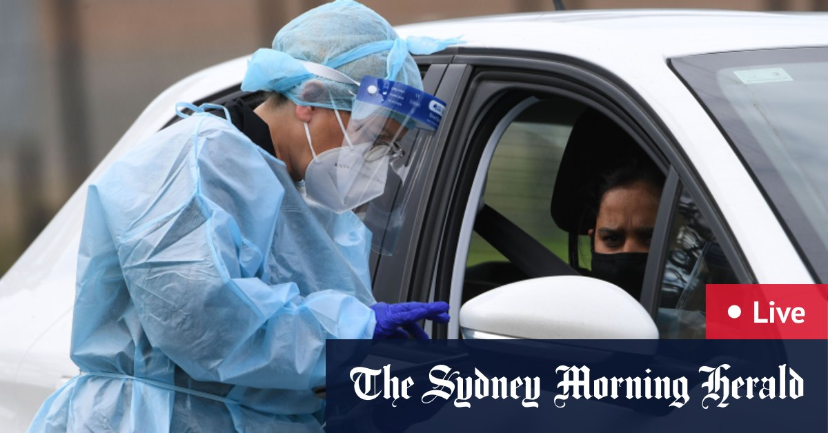 Coronavirus LIVE updates: Victoria set to announce further easing of restrictions as state records ninth day of zero cases; Australia's death toll remains at 907 – The Sydney Morning Herald