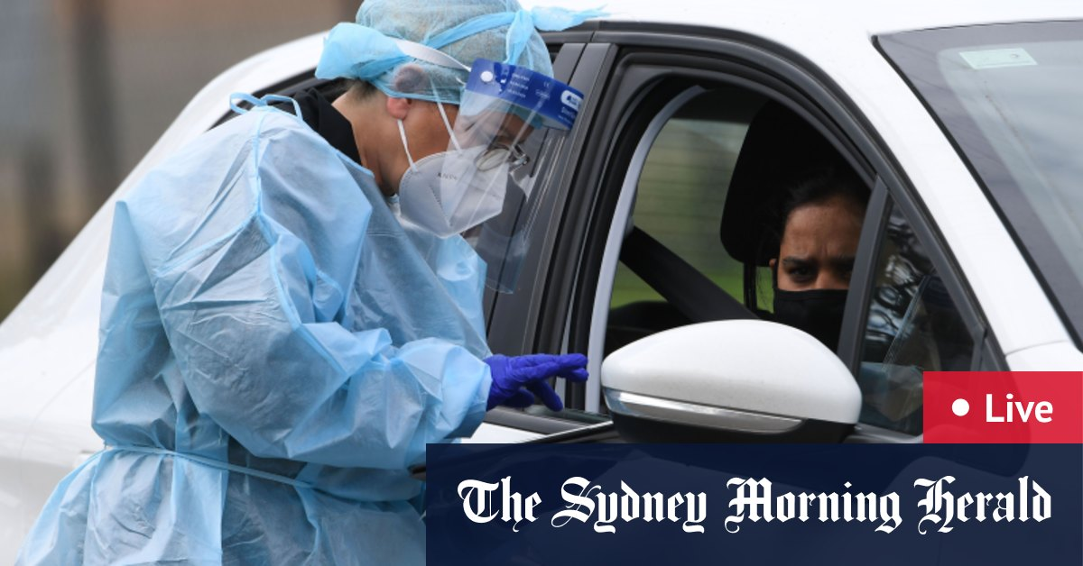 Coronavirus updates LIVE: Mass testing blitz in Melbourne suburbs; NSW poses greater risk as Victoria reopens; Pfizer vaccine 'more than 90 per cent effective' – The Sydney Morning Herald