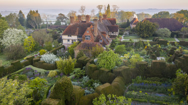 Claire Takacs has been photographing Great Dixter in East Sussex, England, during the coronavirus pandemic.
