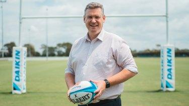 NSW Rugby boss Paul Doorn.