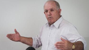 Nationals senator John Williams has criticised the regulator.
