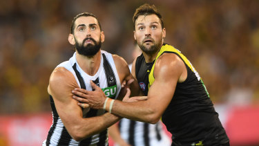 Collingwood and Richmond are set to do battle again on Friday night in a match that will speak volumes about their premiership aspirations.