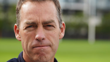 Hawks coach Alastair Clarkson would be keen on Tom Lynch joining his club.