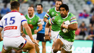 Sia Soliola again provided impact off the bench.