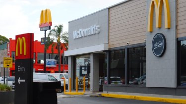 McDonald's argues simpler pay rules will help the sector take on more workers.