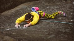 Andy Pollitt was one of Britain's leading rock climbers during the late 1980s and 90s.
