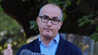 James Merlino: Working on a revised proposal.