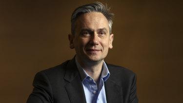 Rio Tinto's outgoing chief executive, Jean-Sebastien Jacques.