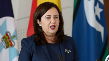 Queensland Premier Annastacia Palaszczuk announced Queensland will bid to host the 2032 Olympics and Paralympics in 2032.