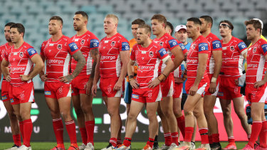 The Dragons will strike a deal that will allow them to field a competitive team against Manly.