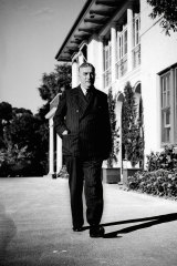 Robert Menzies takes up residence at The Lodge in Canberra on 24 May 1939.