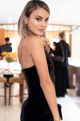 She looks every inch the Hollywood star but Sydney's Nat Kelley admits rejection almost saw her quit.