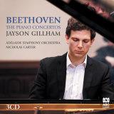 Jayson Gillham's album cover.