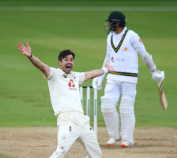 James Anderson is two scalps away from becoming the first quick to take 600 Test wickets following a five-for against Pakistan.