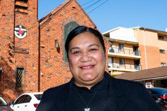 Reverend Faaimata (Mata) Havea Hiliau
