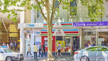 Taiwanese retailer Jenjudan Milk Tea will open at 389 Bourke Street.