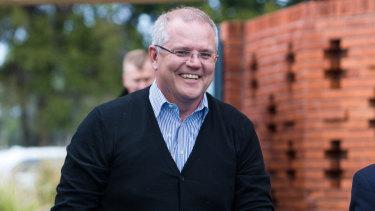 Prime Minister Scott Morrison: 'let kids be kids'