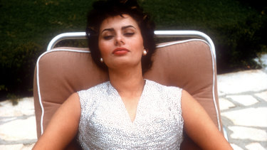 Sophia Loren at 84: 'I don't think I could have lived with any more passion than I have'