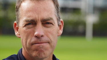 Hawthorn coach Alastair Clarkson will need to dig deep to combat the Tigers.