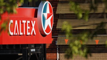 Caltex is carrying out a $260 million share buyback.