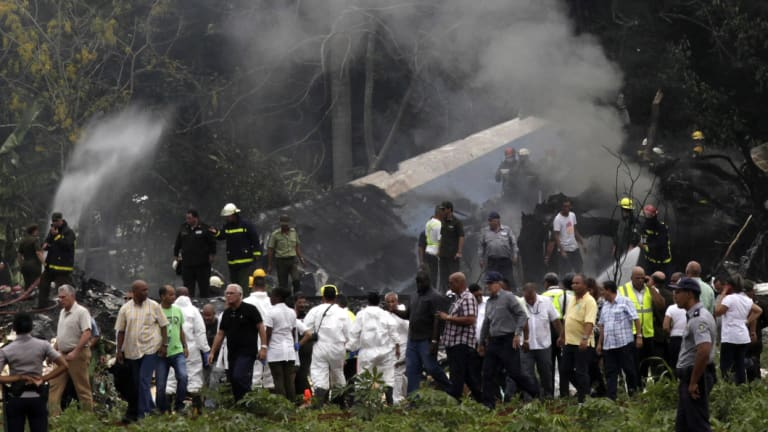 Cuban authorities have said 110 of the 113 passengers have died in the the Caribbean islands' deadliest air disaster in 30 years.