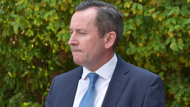 Premier Mark McGowan announced the EPA has withdrawn guidelines that required large projects to be offset, pending a consultation process.