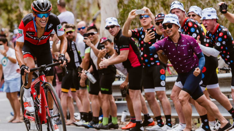 Seven has secured a multi-year deal to show the Santos Tour Down Under cycling race.