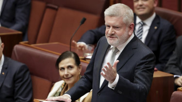 Politics is not broken, declares retiring senator Mitch Fifield