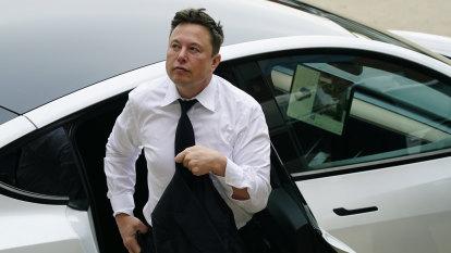 Tesla's trillion-dollar market value takes unbridled optimism to the extreme