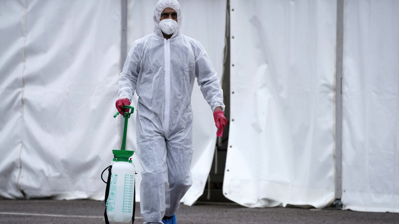 Coronavirus updates LIVE: Global COVID-19 cases surpass 2.3 million US death toll approaching 40000 Australia's death toll stands at 71 – The Sydney Morning Herald
