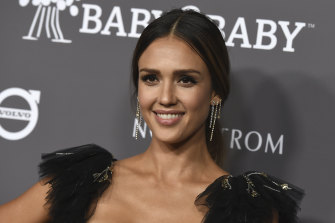Hollywood actress Jessica Alba's stake is set to be valued at around $US100m.