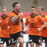 Brisbane roar back against City to seal first win under Fowler