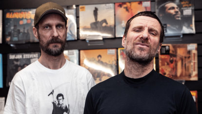 'We're still their servants': Sleaford Mods give two fingers to aristocracy