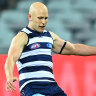 Cats remain respectful and patient on Ablett return