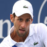 Aussies fancy chances as Djokovic given smooth path at US Open