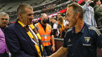 Hawthorn need a fresh start without Kennett